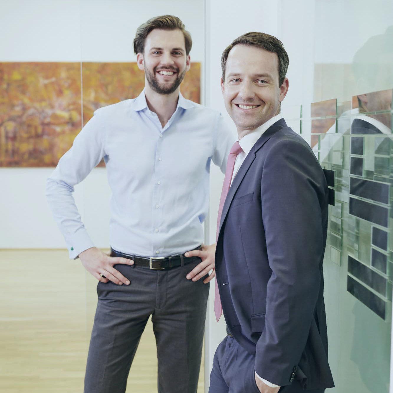 Consultants im Wiener Office