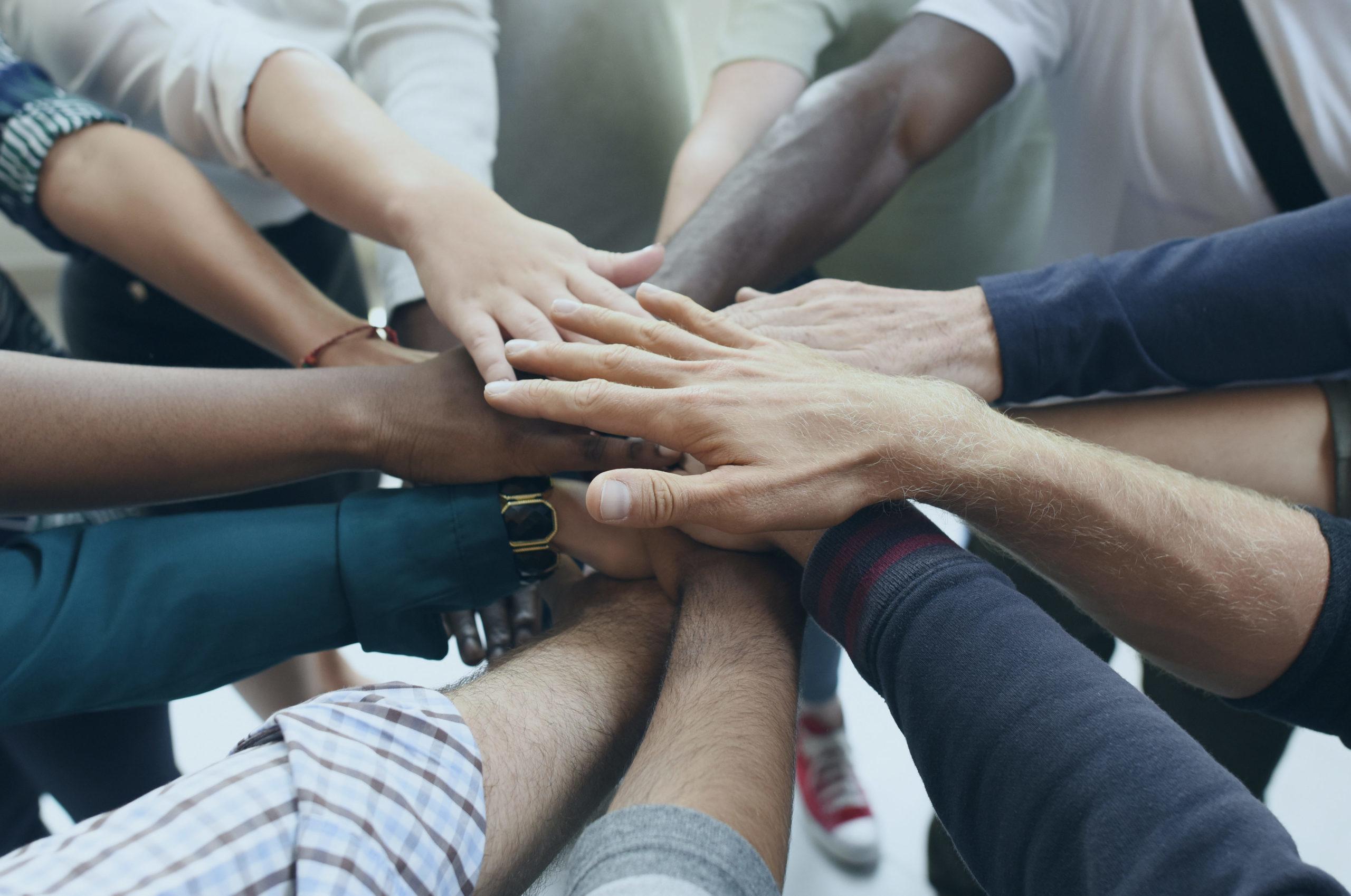 Wir können interkulturell zusammenarbeiten.