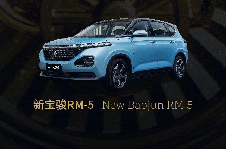 Baojun RM5
