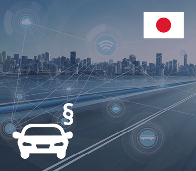 New Japanese cybersecurity regulations for vehicles