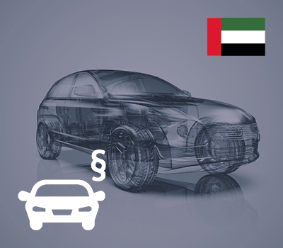 ECall system in the United Arab Emirates